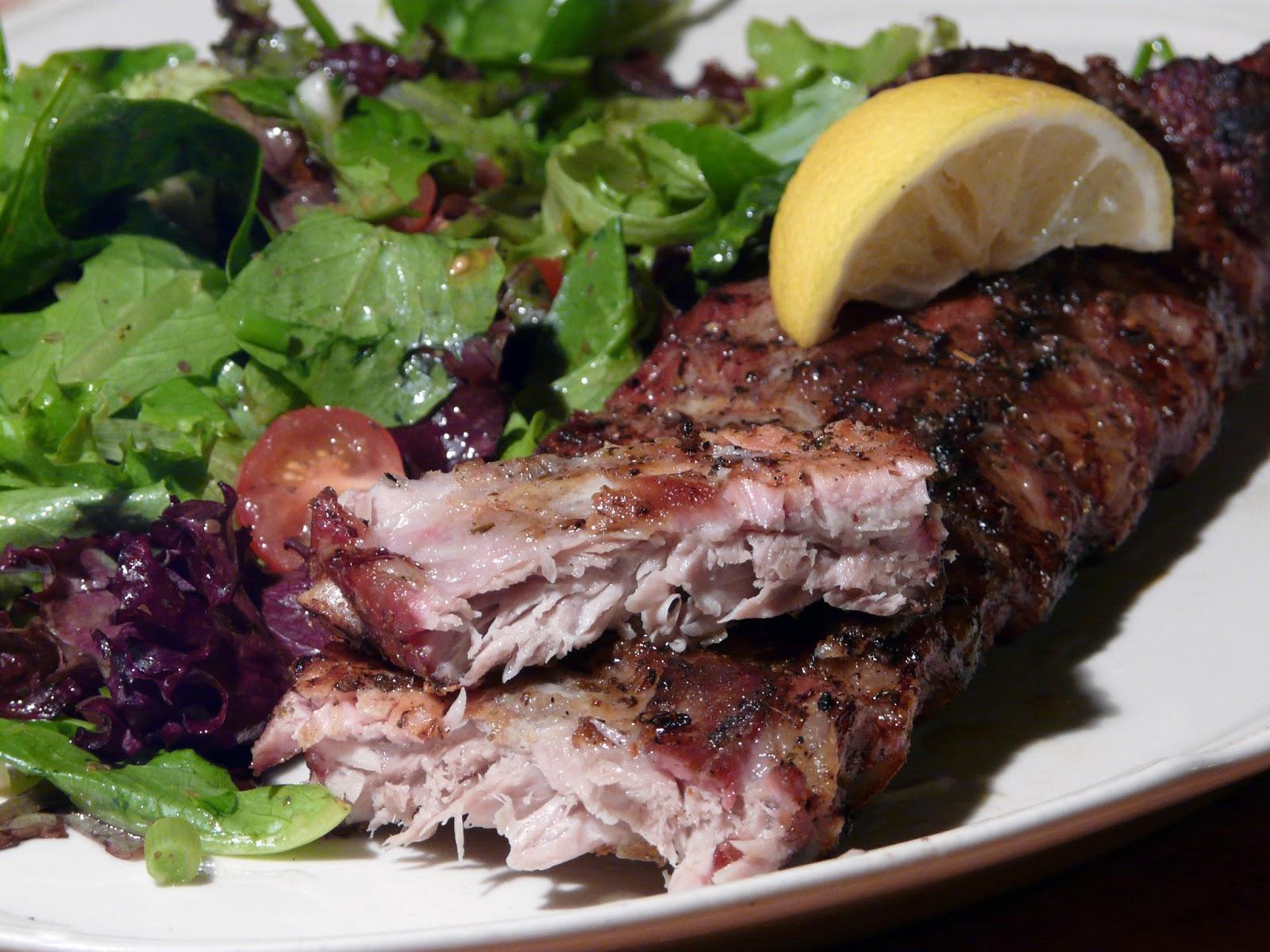 Greek word for rib